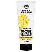 Nicky Clarke Lightboost Blonde Conditioner 250Ml