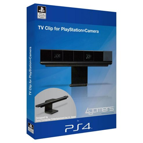 Officially Licensed Camera Clip (PS4)