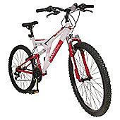 "Muddyfox Heist 26"" Dual Suspension Mountain Bike"