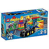 Lego Duplo Super Heroes Batman The Joker Challenge 10544