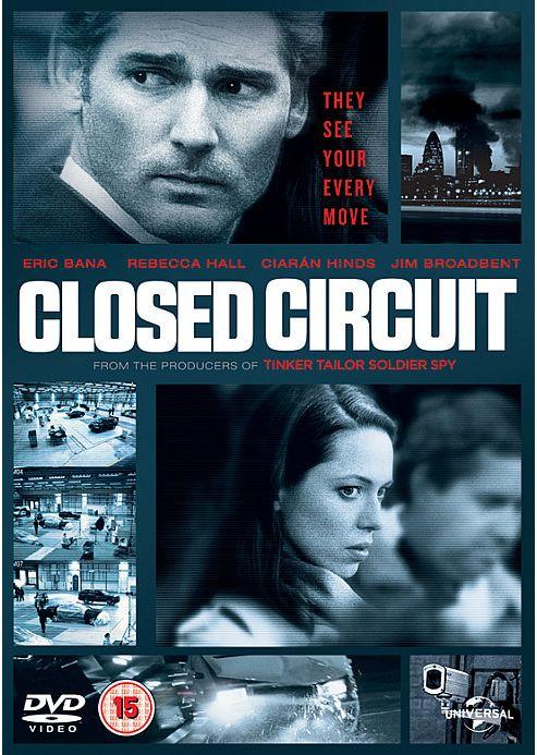 Closed Circuit DVD