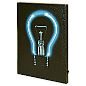 Home Essence LED Picture - Blue