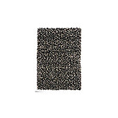 Angelo Octopussy Dark Gray Woven Rug - 300cm x 200cm (9 ft 10 in x 6 ft 6.5 in)