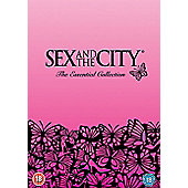 Sex And The City: The Essential Collection Series 1-6 (DVD)