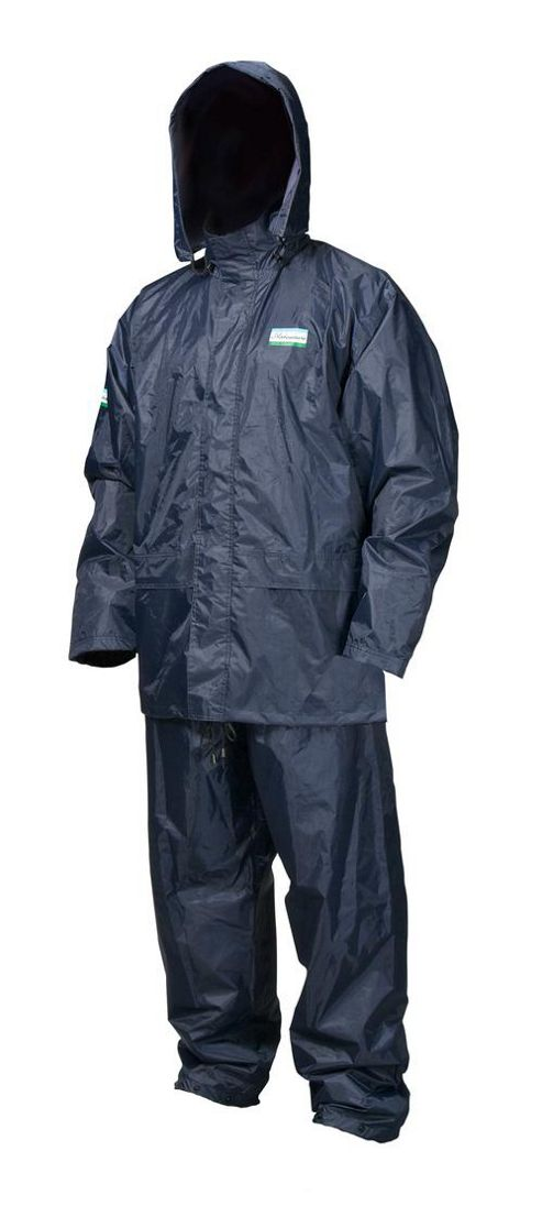 SHAKESPEARE TWO PIECE RAINSUIT DARK BLUE S