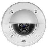 Axis P3346-VE Fixed Dome Network Vandal-resistant Outdoor Camera 3MP Day/Night Fixed Dome P-iris Lens