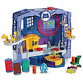 Fisher-Price Monsters University - Scare Factory Playset