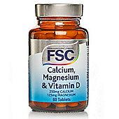 Calcium 250Mg + Magnesium & Vit D