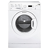 Hotpoint Aquarius WMAQF721P Washing Machine, 7Kg Load, 1200 RPM Spin, White