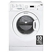 Hotpoint WMAQF721P Aquarius Freestanding Washing Machine, 7Kg Wash Load, 1200 RPM Spin, A+ Energy Rating, White