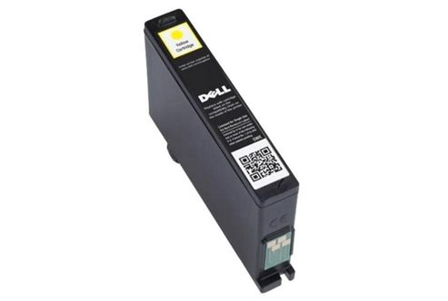 Dell Standard Capacity Yellow Ink Cartridge for V525w/V725w Wireless All-in-One Printers