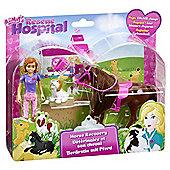 Animagic Rescue Hospital - Horse Recovery