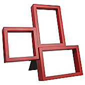 Tesco 3 Multi Aperture Frame Red