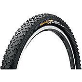 Continental X-King Rigid Tyre in Black - 26 x 2.20