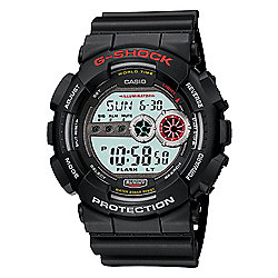 Casio Computer GD-100-1AER Mens Digital Resin Strap Watch Black