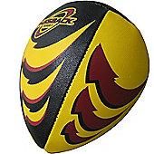 Passback Rugby Ball - Hi Vis