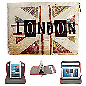 Streetslips Limited Edition Jack Punkd Tablet Case Universal up to 10.1 Inch Vibrant Print Unique Functionality SSJP10 5060236109989