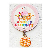 Children's Waffle Clip on Charm