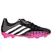 adidas Predito Absolion LZ TRX FG Firm Ground Mens Football Boot Black - Black