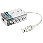 D-Link Systems USB 2.0 Fast Ethernet Adapter