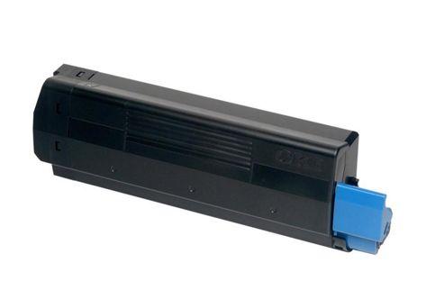 OKI Toner Cartridge for C3200 Desktop Colour Printers (Black)