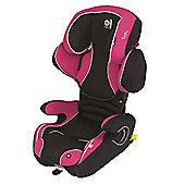 Kiddy Cruiserfix Pro Car Seat (Pink)