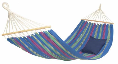 Amazonas Elltex Products Aruba Juniper Hammocks in Blue