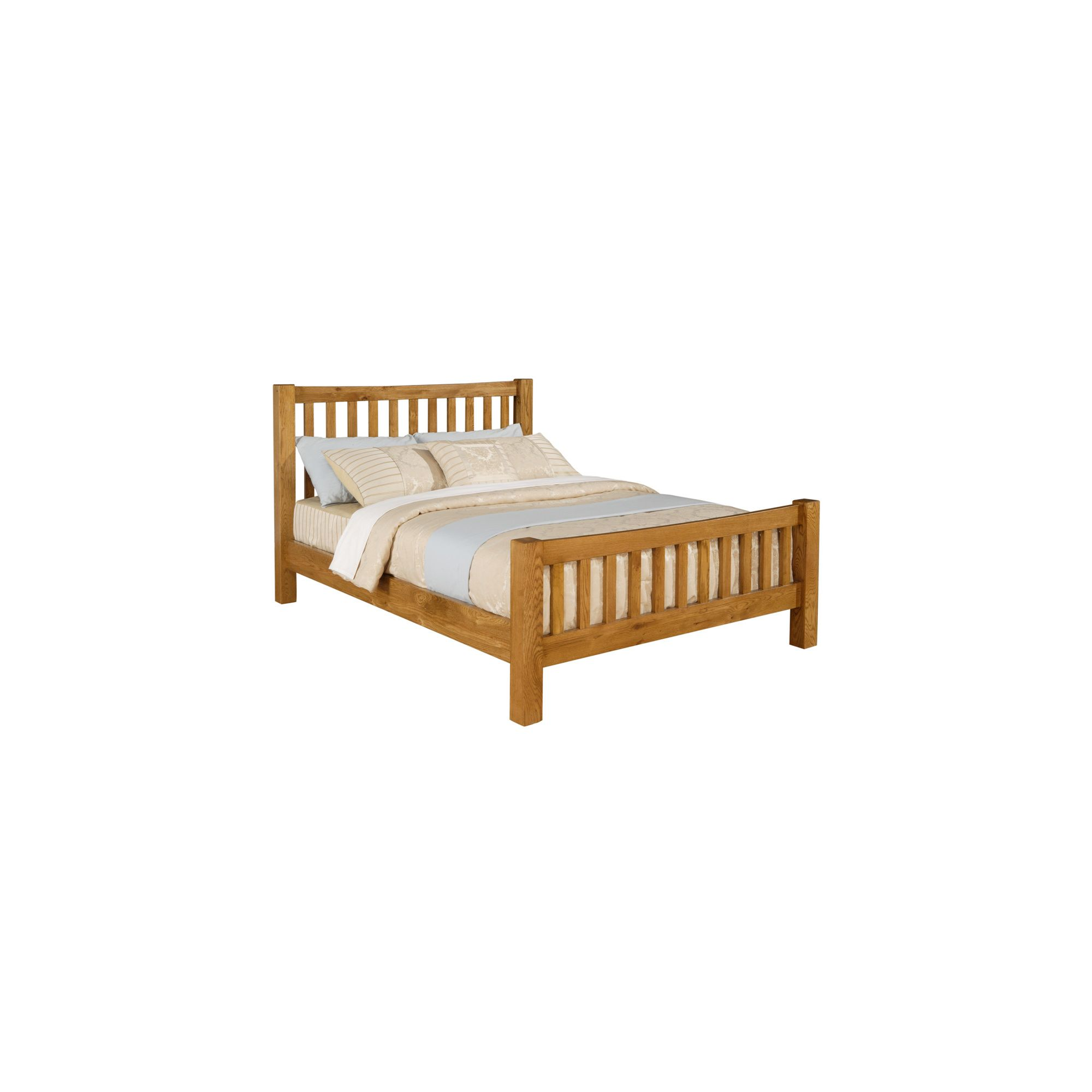 Altruna Denver Bed Frame - Double at Tescos Direct