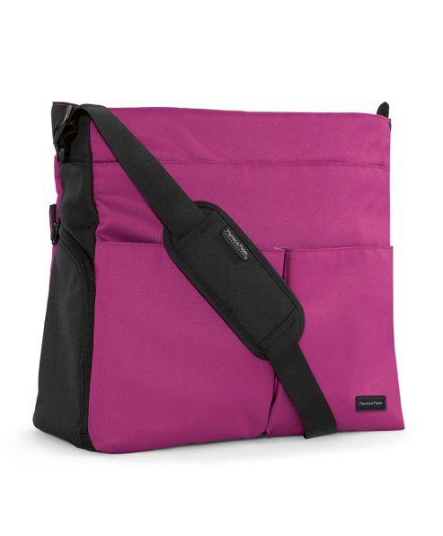 Mamas & Papas - Messenger Changing Bag - Hot Pink