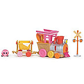 MGA Entertainment Mini Lalaloopsy Silly Pet Parade Motorised Train