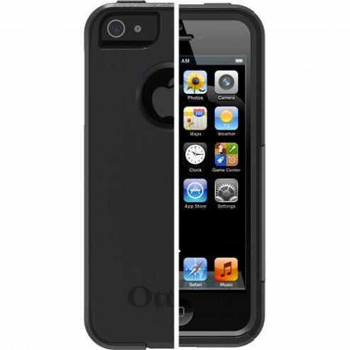 Otterbox Commuter Case for iPhone 5 - Black