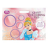 Disney Girls A3 Colouring Book