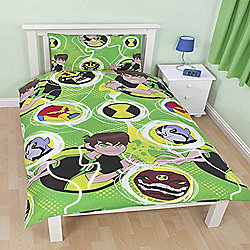 Ben 10 Omniverse Single Duvet