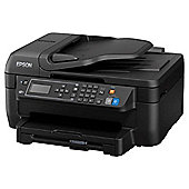 Epson WorkForce WF-2750DWF, Wireless All-in-One Inkjet Printer with Fax, A4 - Black