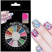 Pearl Nail Art Set