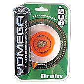 Yomega Brain Orange Yo-Yo (Rookie level)