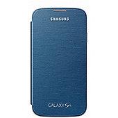 Galaxy S4 Flip Case Regal Blue