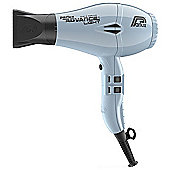 Parlux Advance Lightweight Hair Dryer Ceramic and Ionic Iced Silver