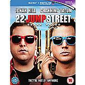 22 Jump Street (Blu-ray & UV)