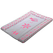 East Coast Birds and Bees Changing Mat (Pink)