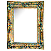 D & J Simons Brecon Mirror - Gold - 184.2cm H x 123.2cm W