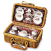 Toyrific 13 Piece Hamper Tea Set