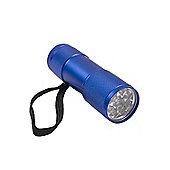 Mountain Warehouse Fun 9 LED Gift Torch Flashlight Torchlight Light Lamp