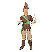 Robin Hood - Child Costume 7-8 years