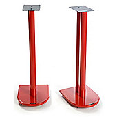 Atacama Duo 7 Red Speaker Stands