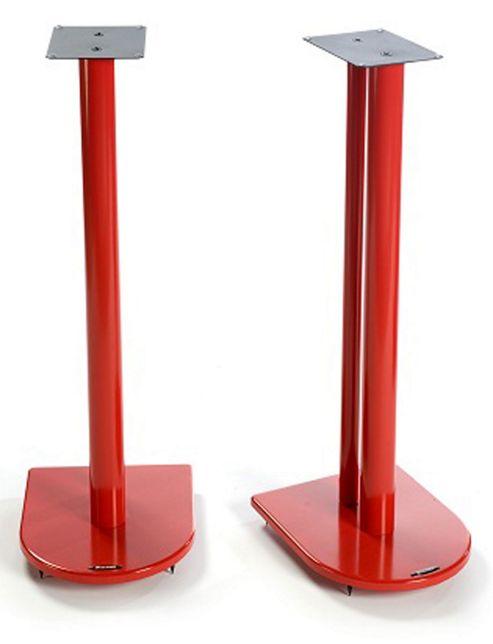 Atacama Duo 7 Red Speaker Stands