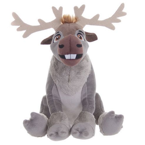 Disney Frozen - 20cm Sven Soft Toy
