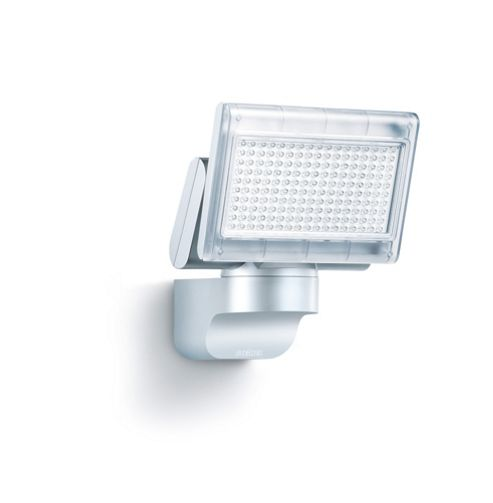 Steinel XLED HOME 1 slave Silver Wall mounted LED sensor floodlight
