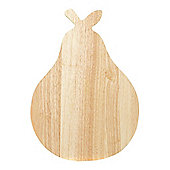 Linea By Michelle Mason Pear Chopping Board