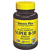 Natures Plus Super B50 90 Veg Capsules